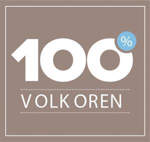 Logo 100% volkoren