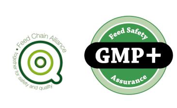 Logo GMP en FCA